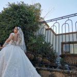 vestidos de boda manga larga con encaje