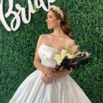 vestidos de novia para gorditas strapple elegante