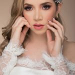 vestidos de novia manga larga vintage para boda civil