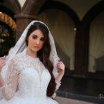 vestidos desmontables de novia corte princesa con encaje bordado diseñador mexicano