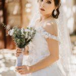 vestidos de novias en la playa